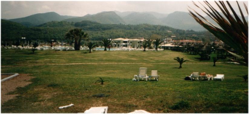 Griechenland – Korfu (Archiv, 2002)