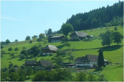 Schwarzwald und Mainau 2010