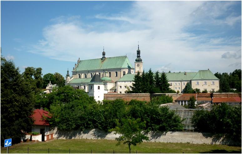 Lesajsk in Süd-Polen