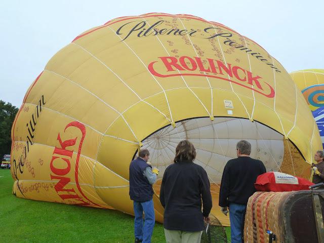 Ballonfahrt Ballonfestival Halverde