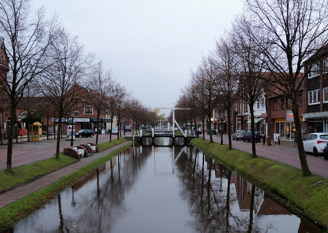 Papenburg und Bourtange
