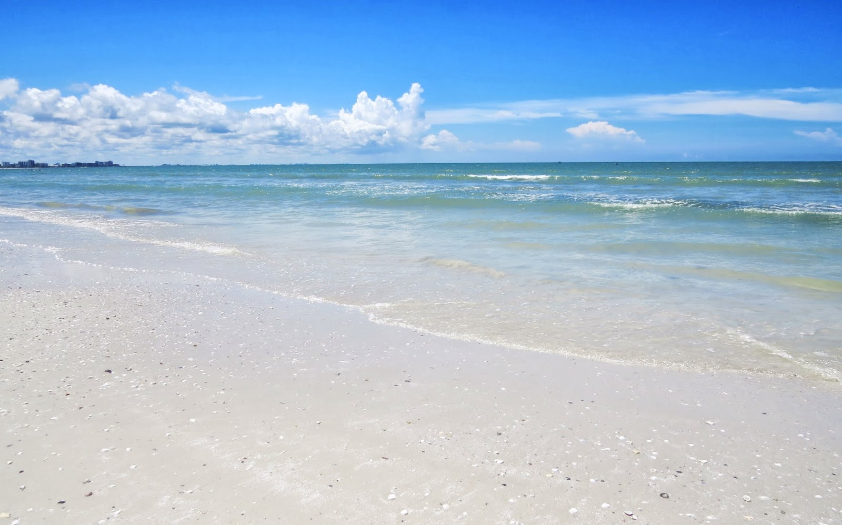 Floridas Westküste