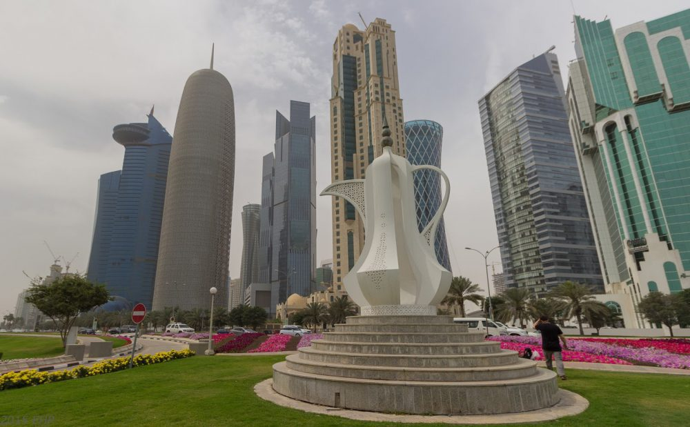 Qatar – Doha. Besuch im WM-Land 2022