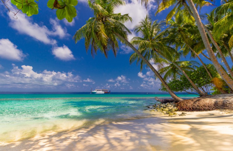Malediven – Fihalhohi (Süd-Male-Atoll)