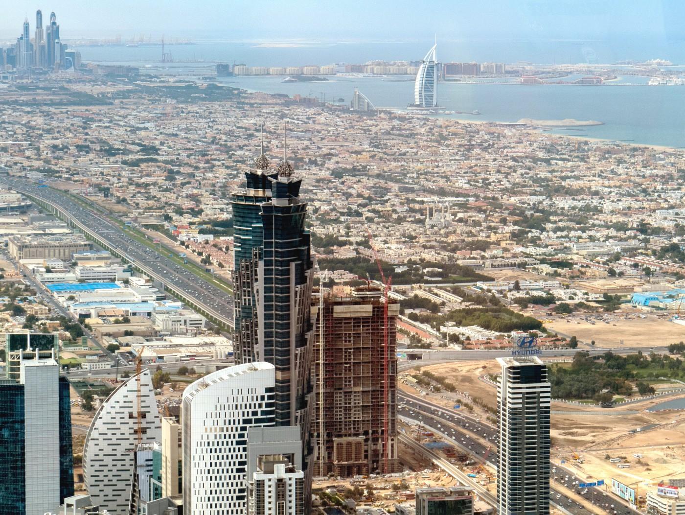 Stopover in Dubai 2015