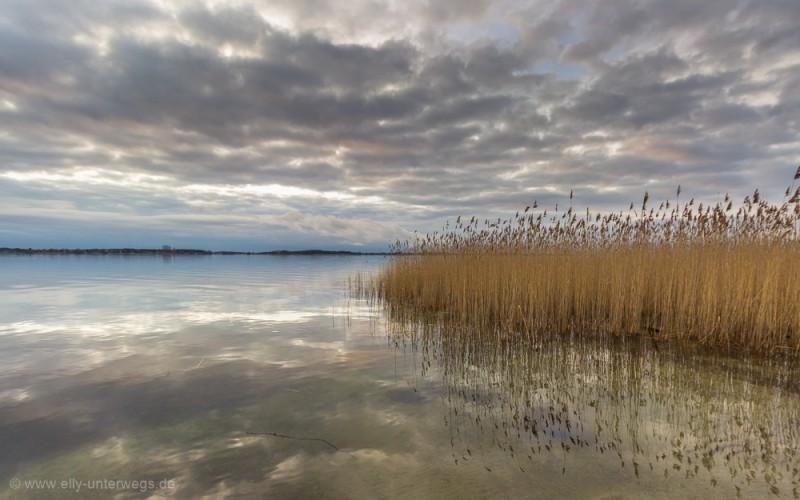 Der Müritzsee und die nähere Umgebung
