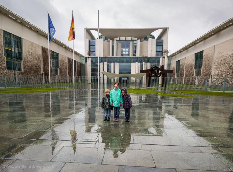 Tagesausflug nach Berlin […oder: Berlin … leider im Regen…]