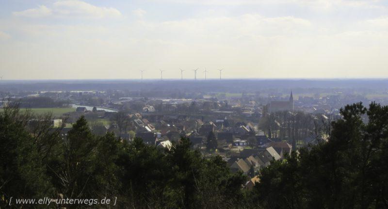 Die schöne Aussicht in Riesenbeck