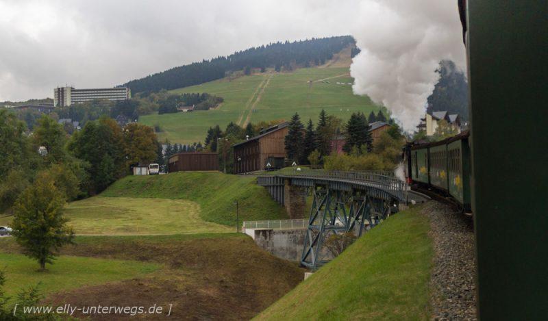 Unser Herbst- Urlaub im Erzgebirge