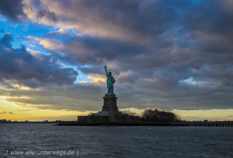 Zurück aus New York
