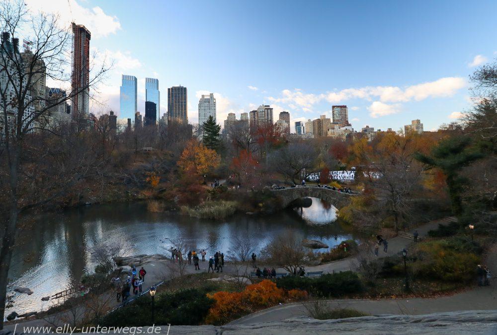 Tag 3 – Vom Times-Square zum Central Park – und ein Besuch in der Oper