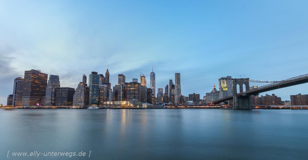Tag 4 – Rockefeller Center, Flatiron, TimesSquare und auf nach Brooklyn