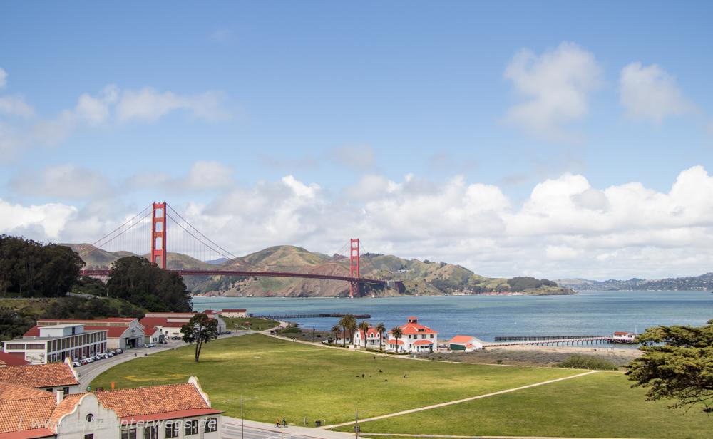 San Francisco (Teil 2) – Chinatown, Aussichtsturm und die Golden Gate Bridge