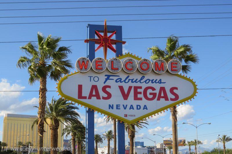 Viva Las Vegas! Mit 3 Kindern in der verrücktesten Stadt der Welt!