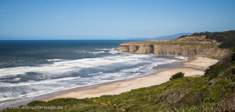 Der eigentliche Roadtrip beginnt: Pacific Highway No1 – Von San Francisco via Pacifica nach Monterey