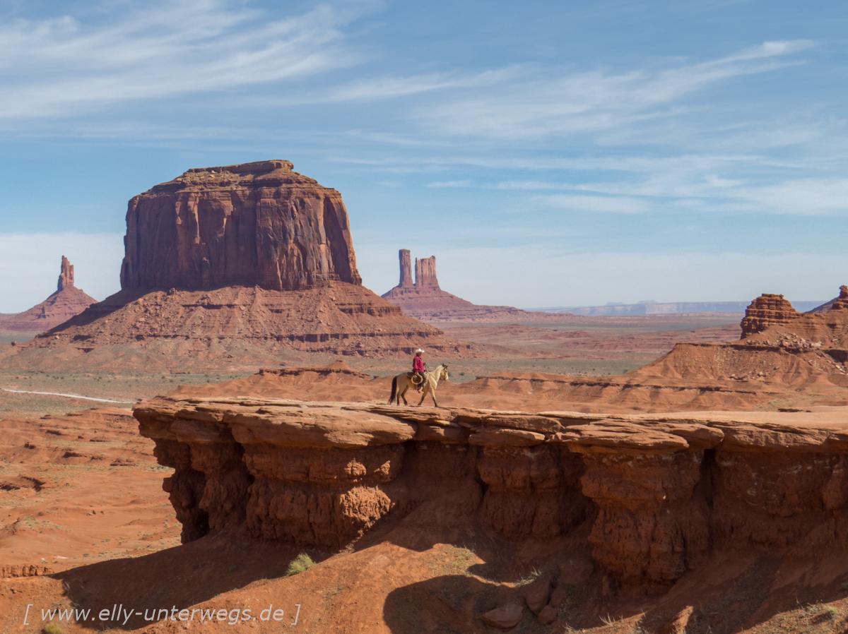 Monument Valley – Urlaub bei den Indianern (und in einer richtigen Filmkulisse!)