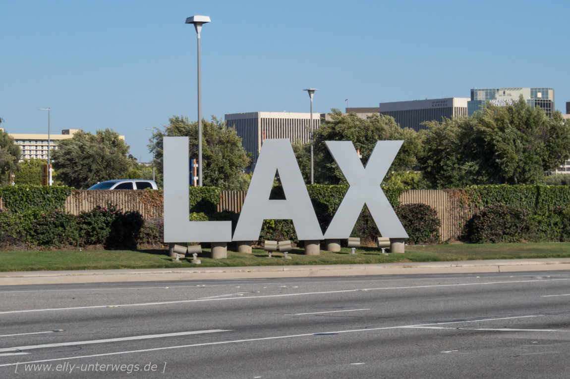 Los Angeles - Island - Amsterdam (mit WOW-Air)