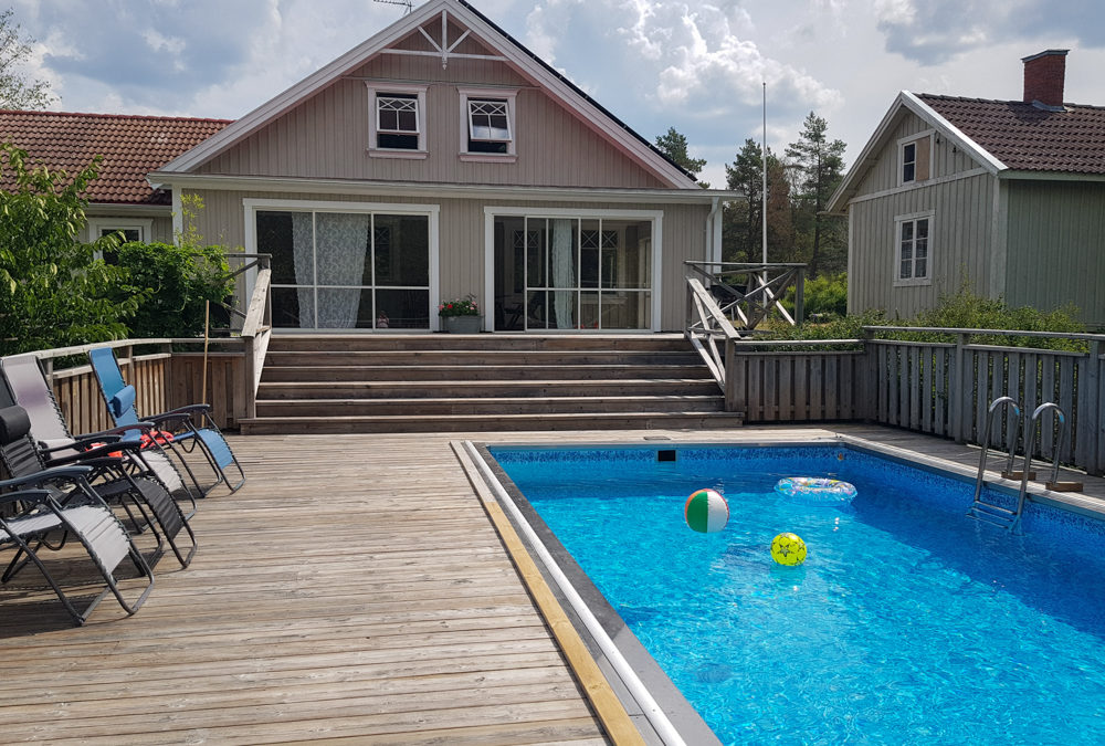Sommerurlaub in Schweden: Die Fahrt zu unserem Ferienhaus (von Novasol)