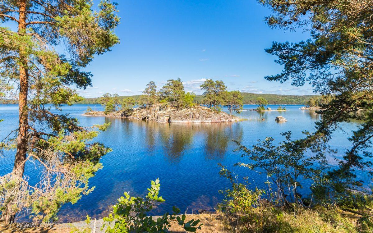 Schweden pur: Einmal rund um den Sommen See (Östergötland)