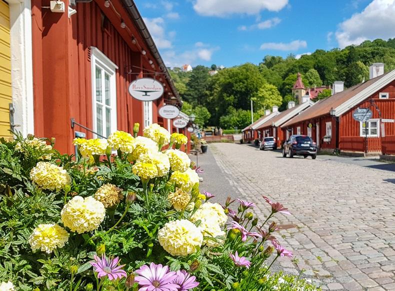 Schweden: Huskvarna- Die Stadt, die eine Marke ist!