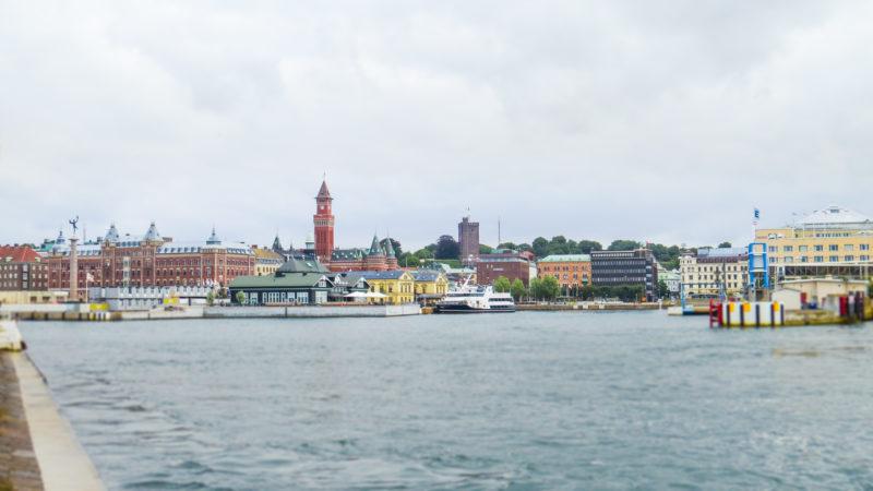 Sommerurlaub In Schweden Die Fahrt Zu Unserem Ferienhaus Von