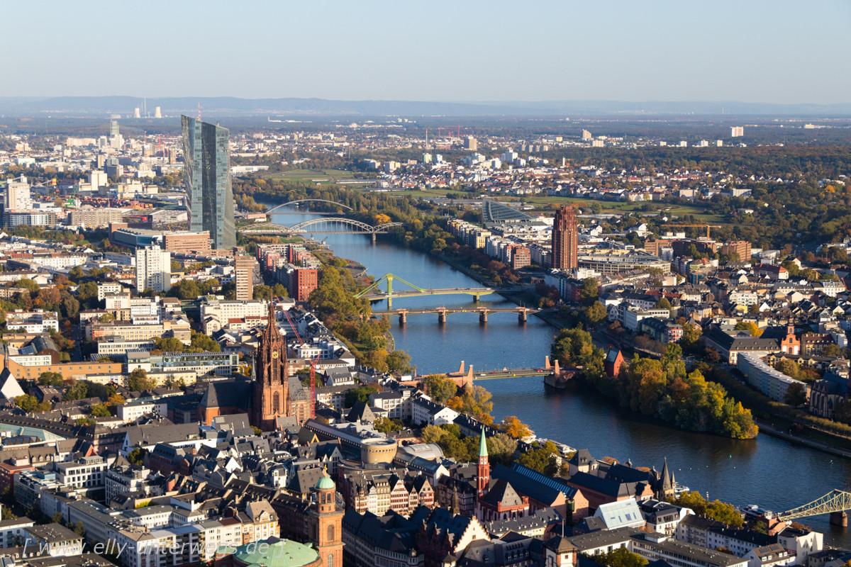 Ein Spaziergang durch Frankfurt