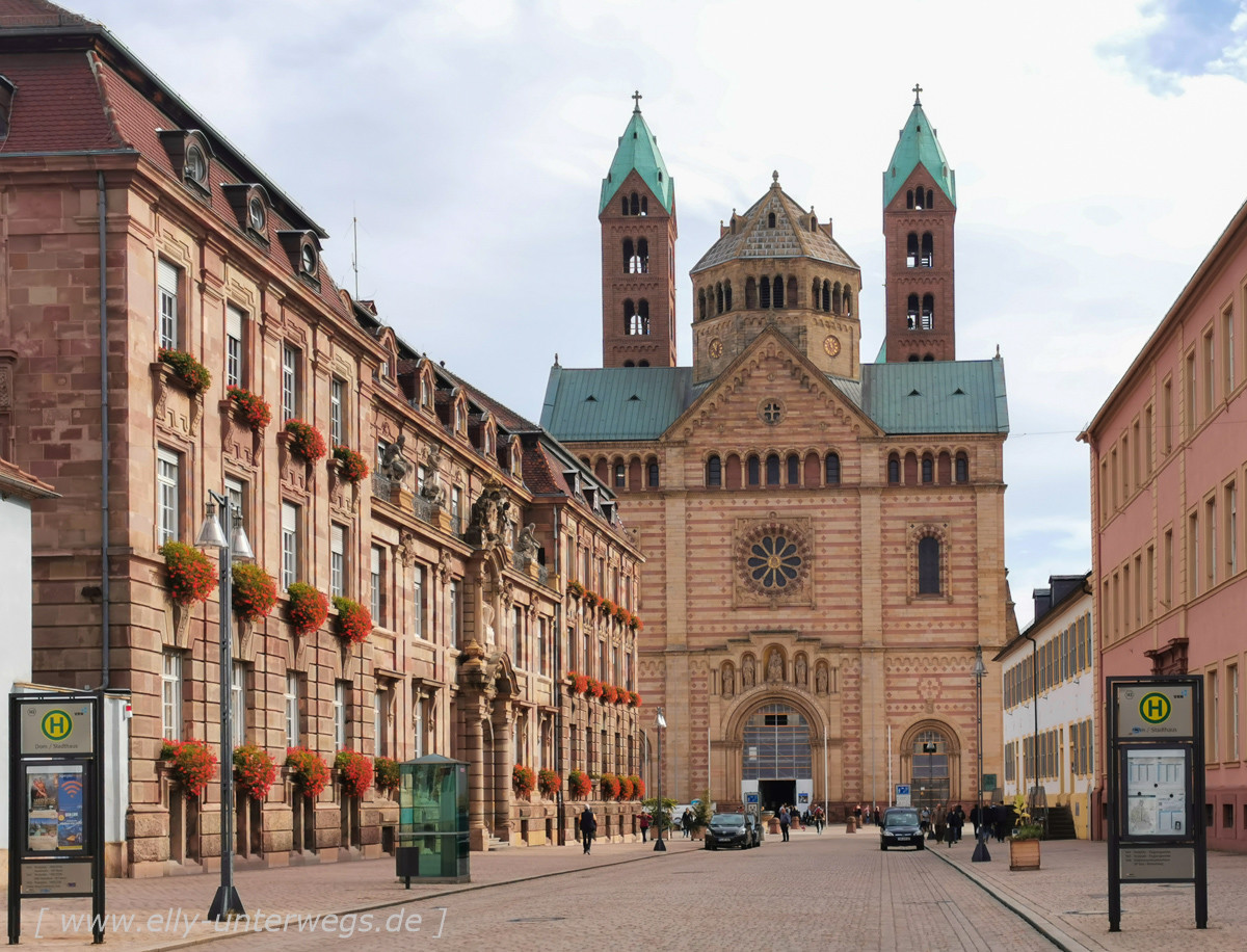 Ausflugstipp: Der Dom zu Speyer