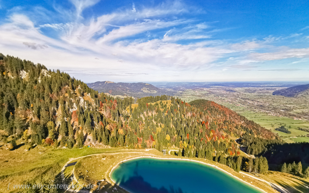 Lenggries in Oberbayern bei Bad Tölz – Urlaub in den Bergen