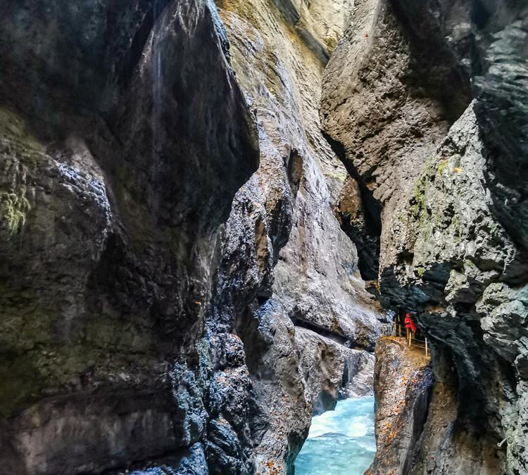 Ausflugtipp: Die Partnachklamm in Garmisch-Partenkirchen