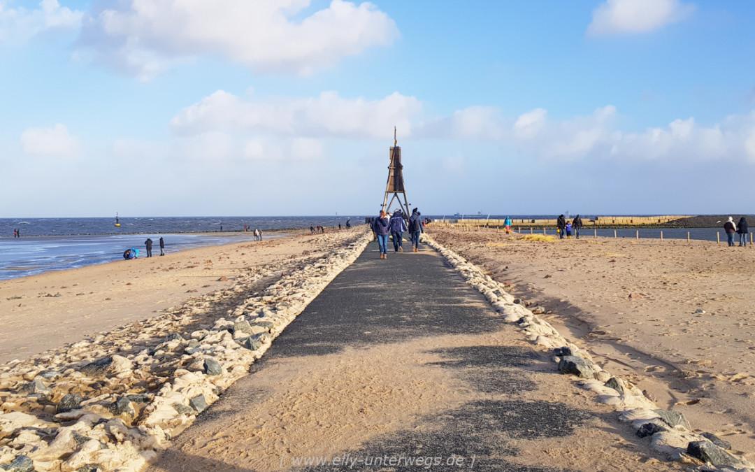 Unser Sturm- Wochenende in Cuxhaven