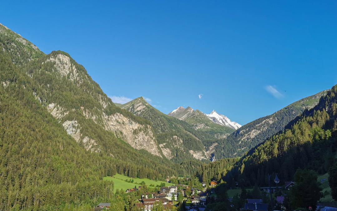 Unser Hotel in Heiligenblut: Die Nationalpark Lodge Großglockner