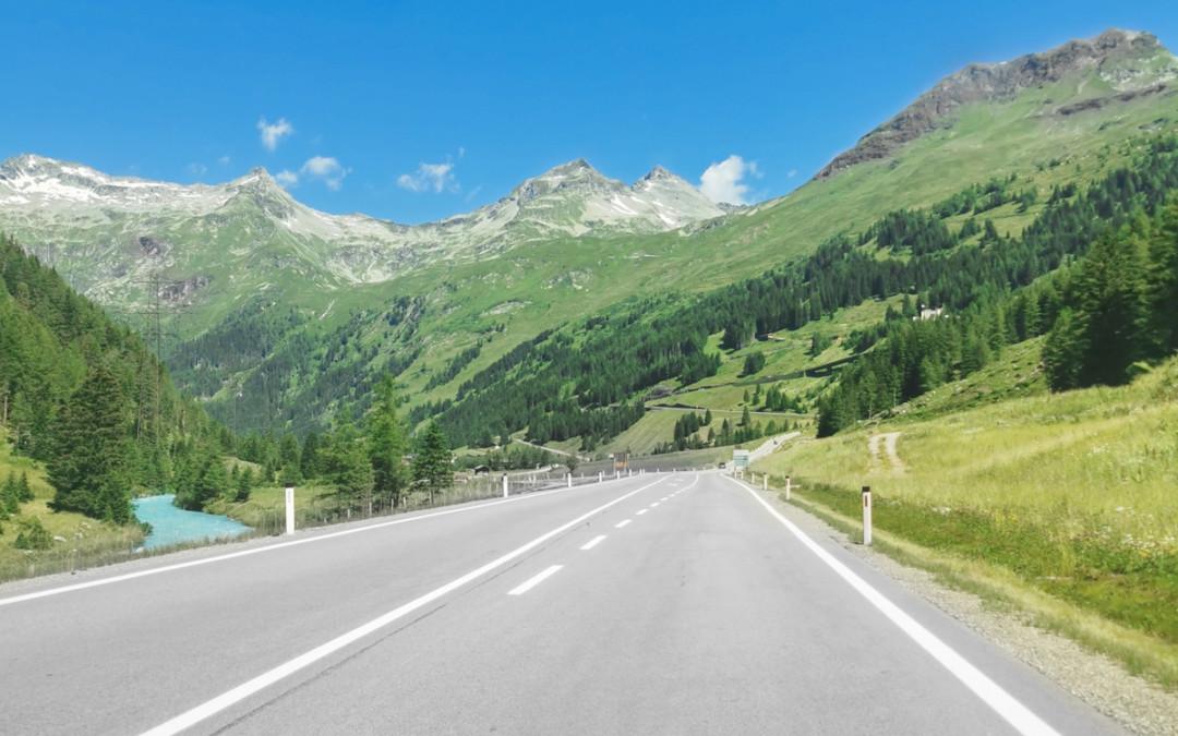 Österreich: Die Felbertauernstraße – Eine weitere Panoramastrasse am Großglockner