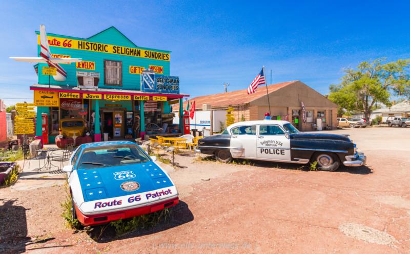Die Geschichte vom Engel der Route 66