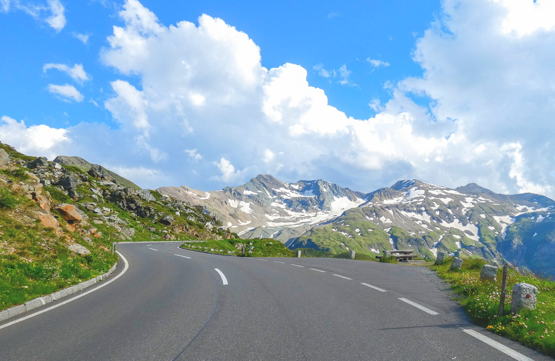 Österreich: Die Großglockner Hochalpenstraße Teil 1 – Die Strasse von Ferleiten bis Heiligenblut